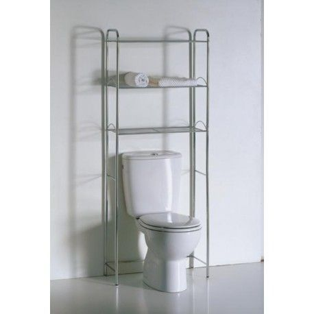 Estanteria baño wc