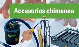 Accesorios de chimenea
