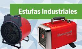 Estufas industriales