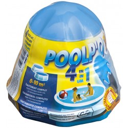tratamiento piscinas 4 en 1