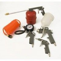 pistola pintor kit 5 abac