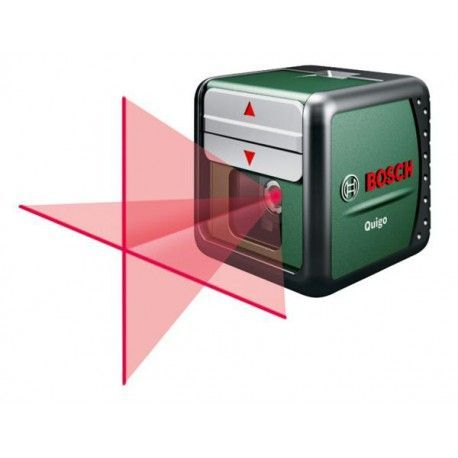 Nivel laser autonivelante Quigo 3 Bosch
