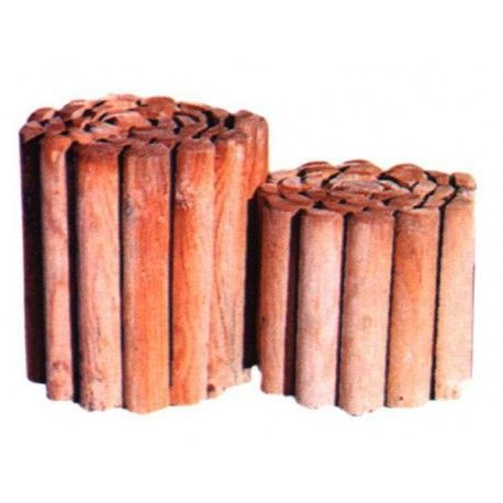 Bordura madera catral