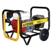 Generador gasolina motor Honda GX160 Ayerbe
