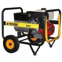 Generador gasolina Motor Honda GX270 Ayerbe
