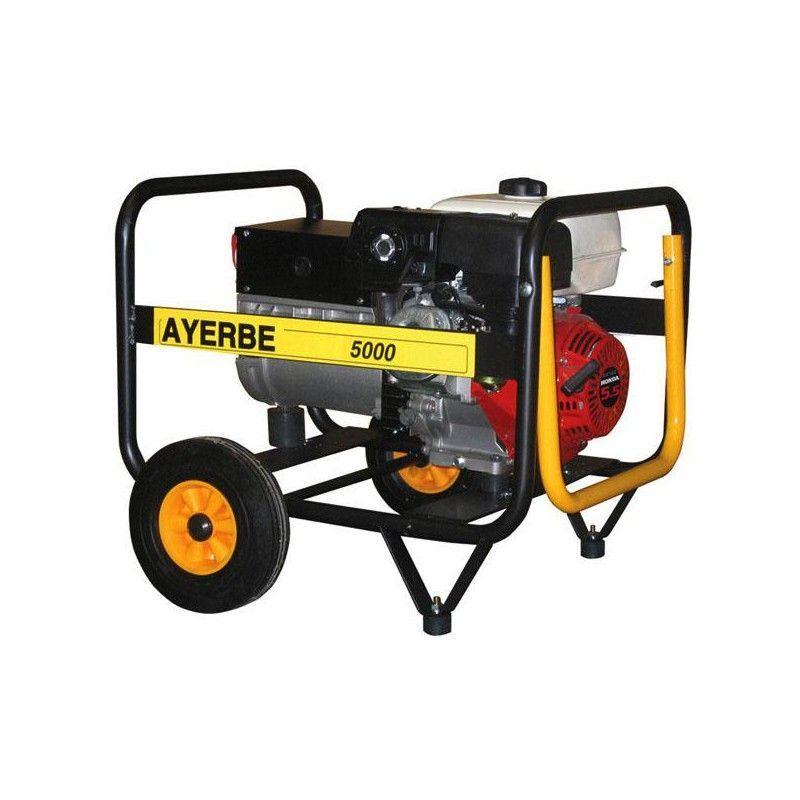 Generador gasolina motor honda gx270 ayerbe - Generadores de gasolina ...