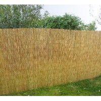 Cañizo bambu natural