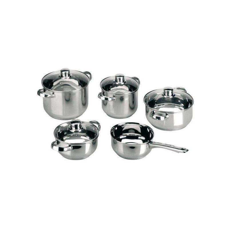 Bateria cocina silverline ibili for Bateria cocina profesional