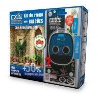Riego goteo balcon programador Aquacontrol