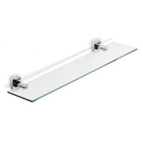 estante vidrio 50cm saphir