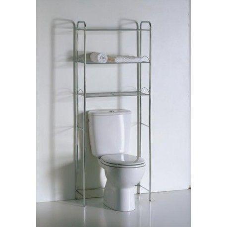 Estanteria ba o wc - Estanterias cuarto de bano ...