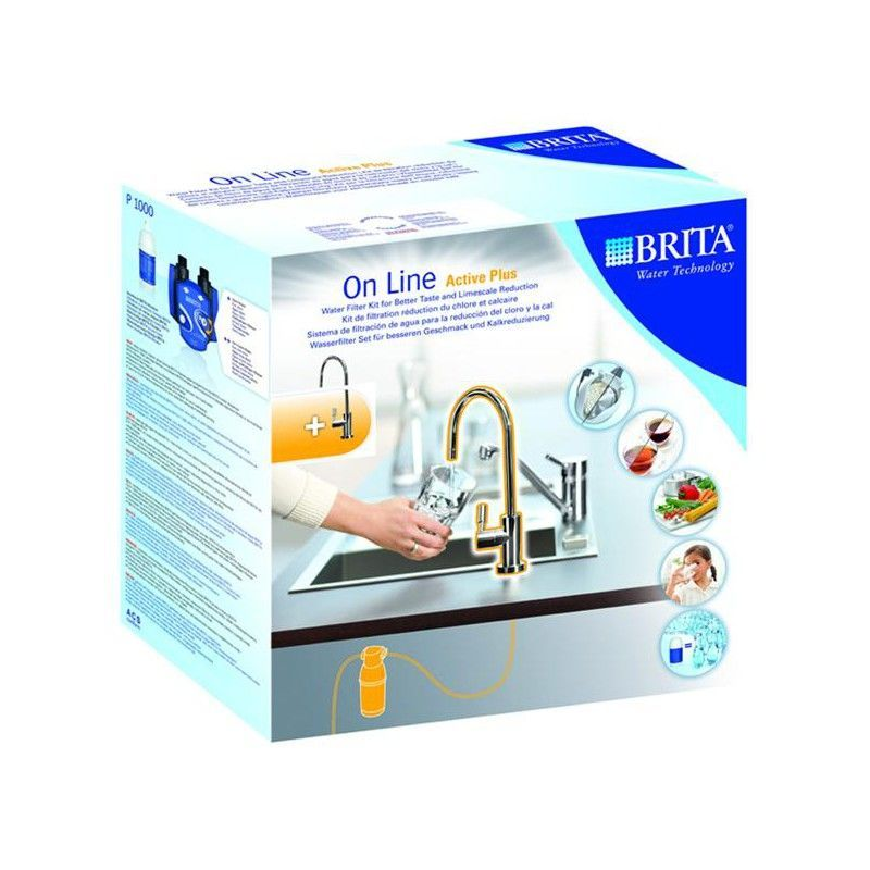 Sistema filtracion on line active plus brita - Brita online active plus ...