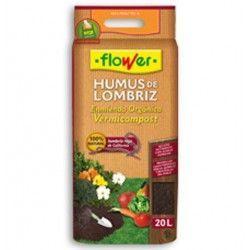 humus de lombriz saco 20 litros
