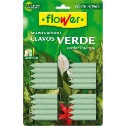 Bastoncillos nutritivos plantas flores