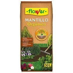 Compost orgánico saco 50 litros