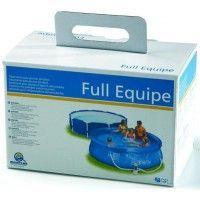 Tratamiento completo piscinas portatiles