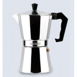 cafetera aluminio Vitroexpres Monix