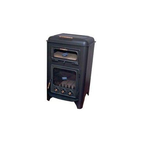 Estufa leña horno V10DPT Arpia