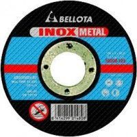 Disco corte inoxidable 115 x 1 mm. caja 25 Bellota