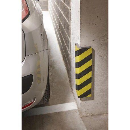 Protector columna rozaduras coche
