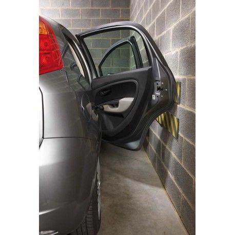 Protector lateral rozaduras doble coche