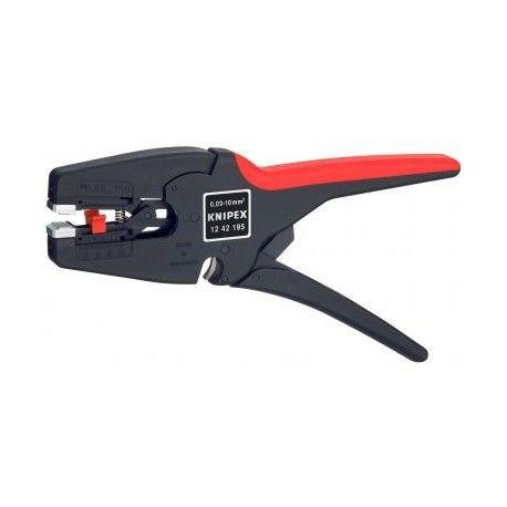 Pelacables autoajustable universal 195 mm. Knipex