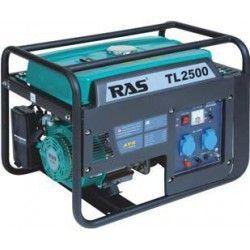 Generador gasolina 6,5hp. GF2500 Ras Graden Ferr
