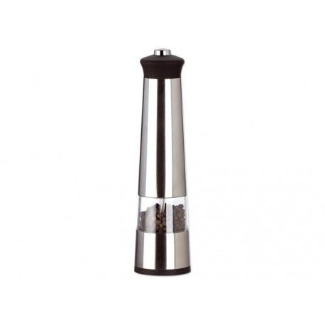 Pimientero electrico vidrio acero inox.