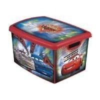 Caja decorada Disney Cars