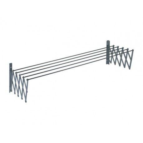 Tendedor extensible aluminio 1,6 mtr.