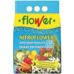 Abono solido nitroflower 2,5 kg.