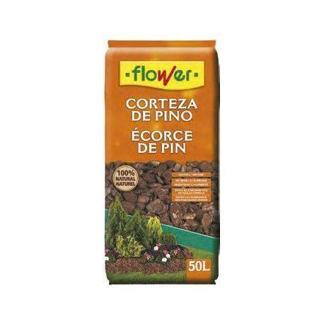 Corteza de pino 20 ltr - Corteza de pino ...