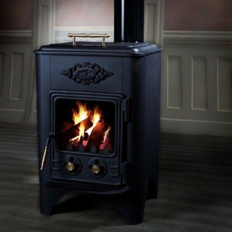Estufas le a horno v22 arpia for Estufas doble combustion precios