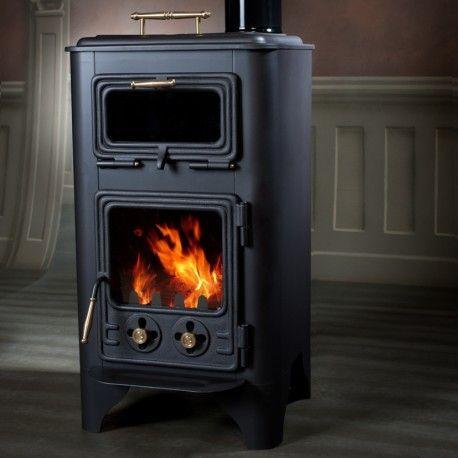 Estufas leña horno V22DPT Arpia