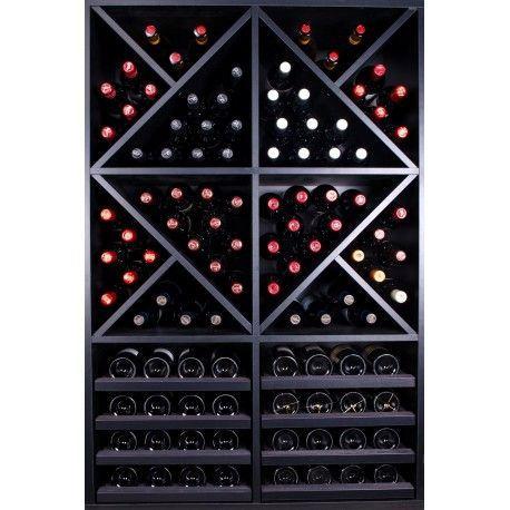 Botellero modular MERLOT SUPER Combi