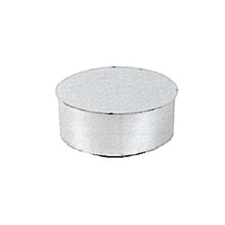 Tapa acero inoxidable 250 mm.