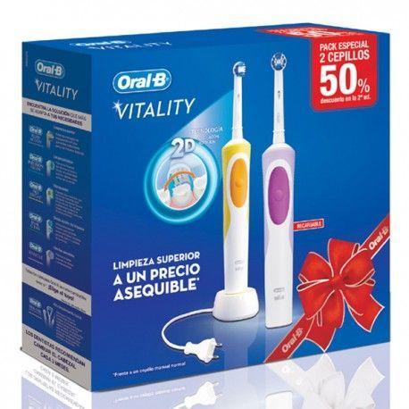 Cepillo dental Vitaliy Dou Oral B