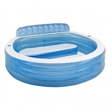 Piscina hinchable asiento familiar intex - Piscinas hinchables carrefour ...