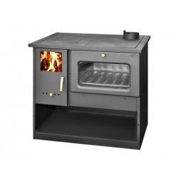 Estufa cocina leña Heaty C Purline