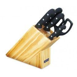 Tacoma madera cuchillos Arcos