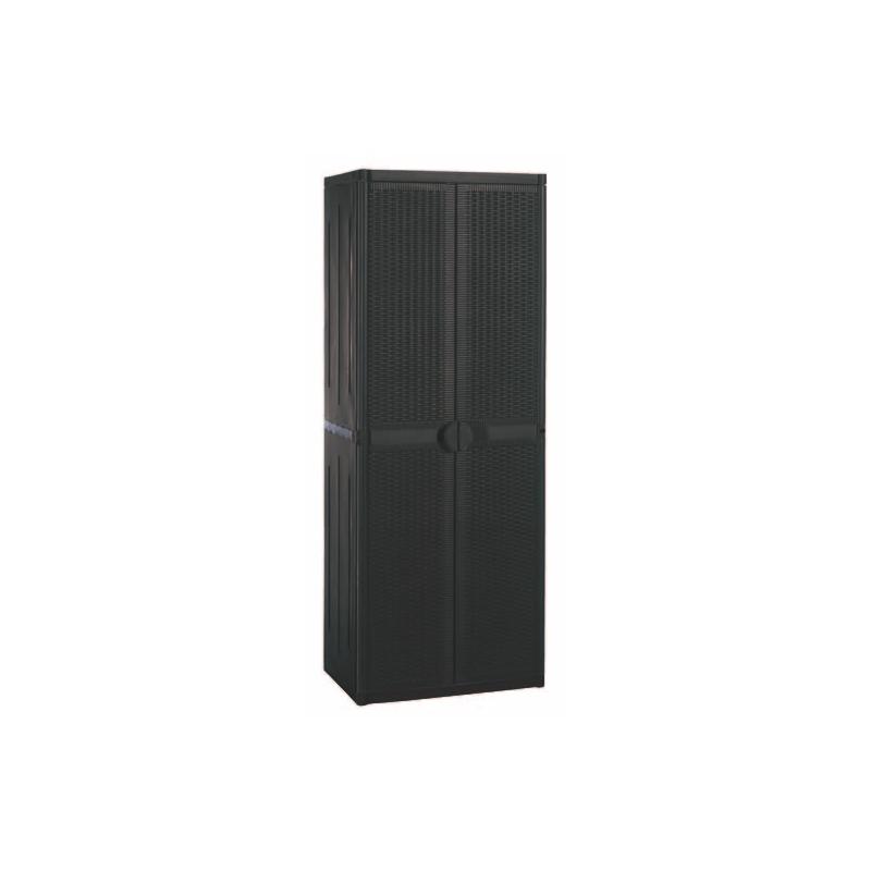 Armarios de exterior de resina good armario de exterior for Armario escobero para exterior