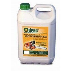 Aceite cadena motosierras 5L Olipes