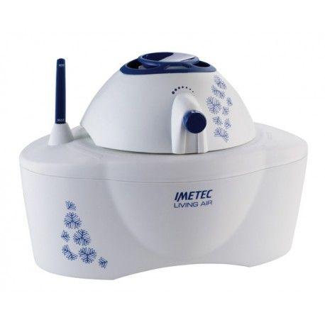 Humidificador vapor caliente 5400 Imetec