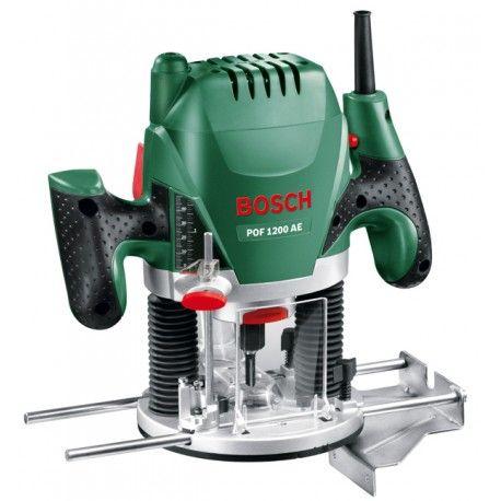 Fresadora POF1200AE Bosch