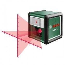 Nivel laser autonivelante Quigo Plus tripode Bosch