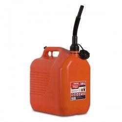 Bidón combustible homologado 20 l.
