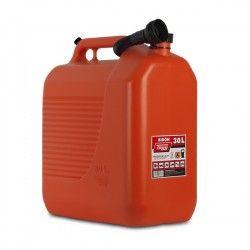 Bidón combustible homologado 30 l.