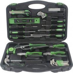Maletín herramientas 55 piezas Mac Power
