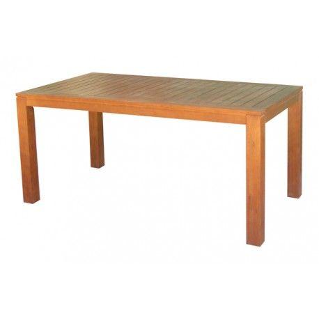Mesa madera rectangular profer