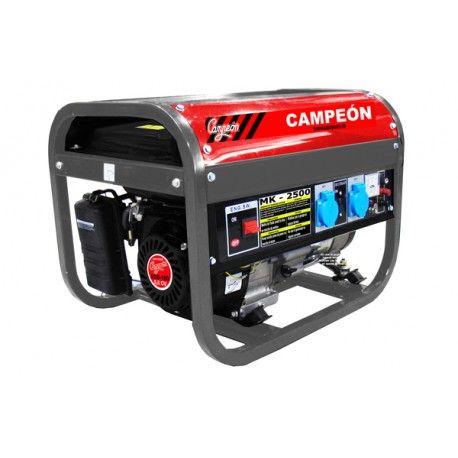 generador gasolina mk2500 campeon